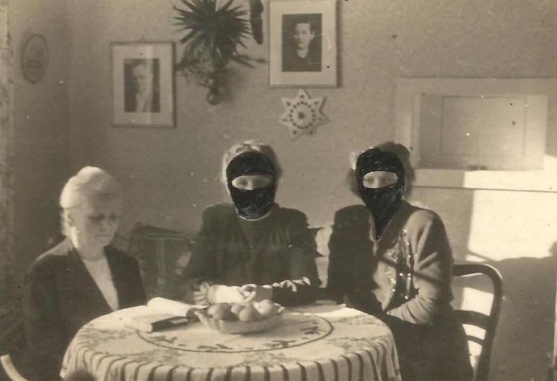 Sofia Mansuri, #stillerwiderstand, Pigmentliner auf Fotopapier, 10X7cm, 2020