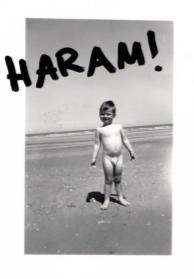 Sofia Mansuri, HARAM!, 2020